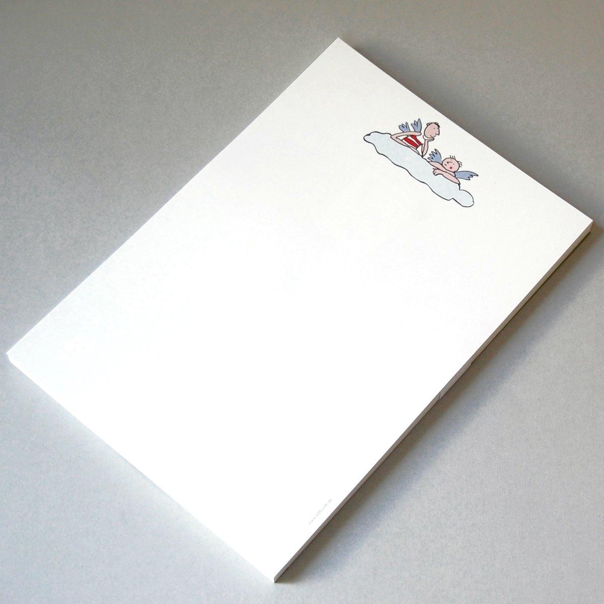 hochwertiges weihnachts briefpapier anke thomas zwei. Black Bedroom Furniture Sets. Home Design Ideas