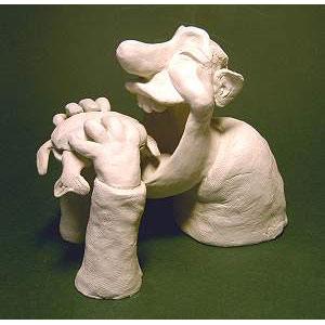 Figuren modellieren material