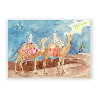 Christliche weihnachtskarten antje kempa weihnachtsstern - Christliche weihnachtskarten ...