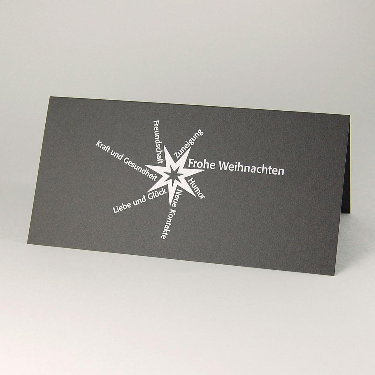 Edle Weihnachtskarten.Edle Weihnachtskarten Fur Unternehmen Grusse Und Wunsche