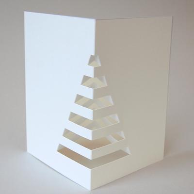 unbedruckte ko weihnachtskarten zum basteln. Black Bedroom Furniture Sets. Home Design Ideas