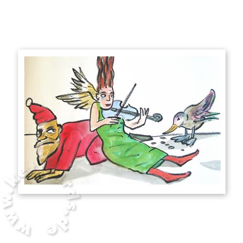 Weihnachtskarten wolf dieter pfennig musik - Weihnachtskarten mit musik ...